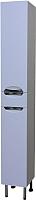Шкаф-пенал для ванной СанитаМебель Камелия-52 Д3 (белый, правый) -