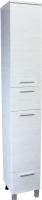 Шкаф-пенал для ванной СанитаМебель Прованс 501.300 (правый, гасиенда) -
