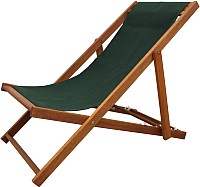 Кресло складное Sundays 89142G (зеленый) -