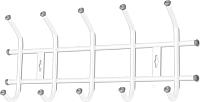 Вешалка для одежды Ника ВНТ5 (белый) -