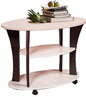 Журнальный столик Мебель-Класс Барселона (венге/дуб шамони 2) -