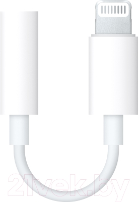 Адаптер Apple Lightning to 3.5 mini-jack / MMX62