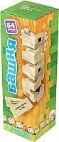 Настольная игра Бэмби Башня 7746 (с заданиями для детей) -