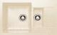 Мойка кухонная Granicom G012-11 (кремовый) -