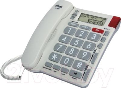 Проводной телефон Ritmix RT-570