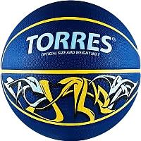 Баскетбольный мяч Torres Jam В00047 (размер 7) -