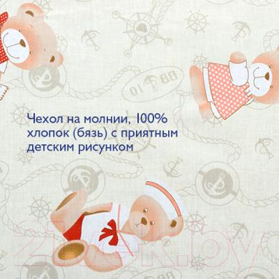 Матрас в кроватку Плитекс Юниор-Плюс ЮС-119-03