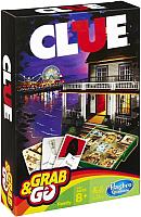 Настольная игра Hasbro Клуэдо / B0999 -