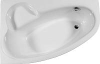 Ванна акриловая Ravak Asymmetric 160x105 L (C461000000) -