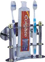 Держатель для зубной пасты и щётки Frap F102 -