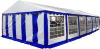 Торговая палатка Sundays 612201 (White-Blue) -