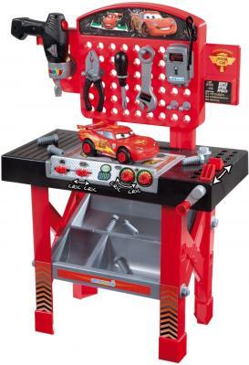 Верстак-стол игрушечный Smoby Ремонтная мастерская Тачки с машинкой Маккуин (500189)