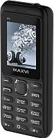 Мобильный телефон Maxvi P1 (черный) -