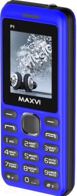 Мобильный телефон Maxvi P1 мобильный телефон maxvi b9 black