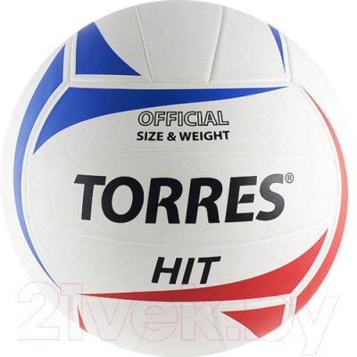 Мяч волейбольный Torres Hit V30055 (размер 5)