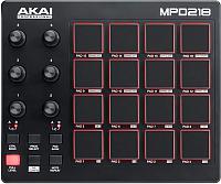 MIDI-контроллер Akai Pro MPD218 -