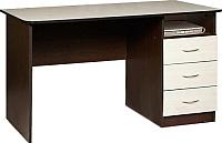 Письменный стол Мебель-Класс Альянс (венге/дуб шамони) -
