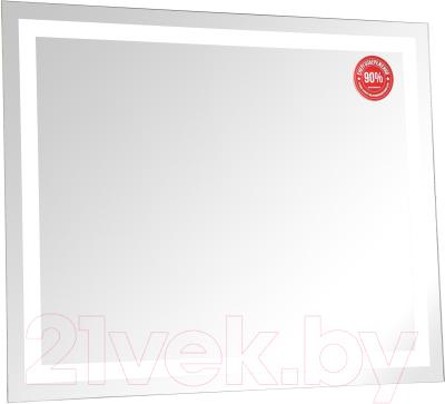 Зеркало Аква Родос Альфа 100 / АР0001449