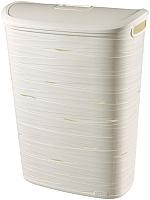 Корзина для белья Curver Ribbon 00746-X07-00 / 222951 (белый) -