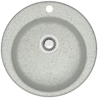 Мойка кухонная Berge BR-5100 (серый) -