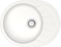 Мойка кухонная Berge BR-5801 (белый) -