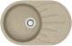 Мойка кухонная Berge BR-7501 (песочный) -