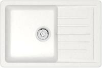 Мойка кухонная Berge BR-7602 (белый) -
