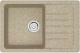 Мойка кухонная Berge BR-7602 (песочный) -
