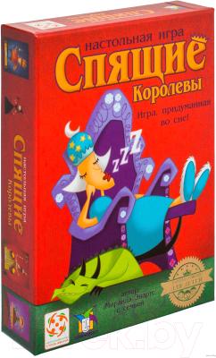 настольная игра стиль жизни пиктомания Настольная игра Стиль Жизни Спящие королевы