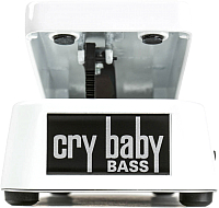Педаль басовая Dunlop Manufacturing 105Q Cry Baby Bass Wah -