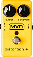 Педаль электрогитарная MXR M104 Distortion+ -