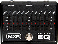 Процессор эффектов MXR M108 Ten Band EQ -