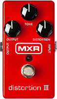 Педаль электрогитарная MXR M115 Distortion III -