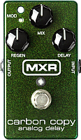 Педаль электрогитарная MXR M169 Carbon Copy Delay -