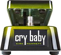 Педаль электрогитарная Dunlop Manufacturing CryBaby KH95 Kirk Hammett Wah -