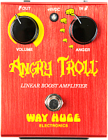 Педаль электрогитарная Dunlop Manufacturing WHE101 Angry Troll Boost -