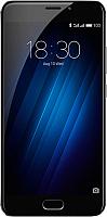 Смартфон Meizu M3E 32GB (серый/черный) -