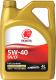 Моторное масло Idemitsu 5W40 SN/CF / 30015046-746 (4л) -