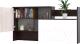 Надстройка для стола Сокол-Мебель КН-14 (венге/беленый дуб) -