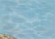 Элемент панно Березакерамика Лазурь Морской мир 8 бирюзовый (250x350) -