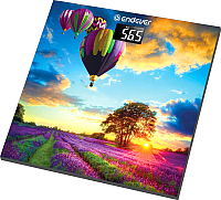 Напольные весы электронные Endever Aurora-551 (воздушный шар) -