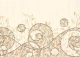 Декоративная плитка Березакерамика Глория барокко (250x350) -