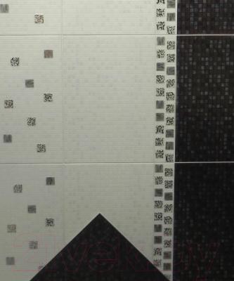 Плитка Березакерамика Квадро белый (250x350)