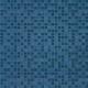 Плитка Березакерамика Квадро G синяя (420x420) -