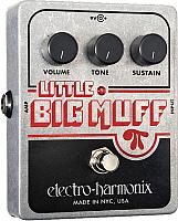 Педаль электрогитарная Electro-Harmonix Little Big Muff -