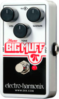 Педаль электрогитарная Electro-Harmonix Nano Big Muff Pi -