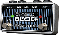 Педаль электрогитарная Electro-Harmonix SwitchBlade Plus -