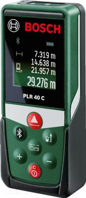 Лазерный дальномер Bosch PLR 40 C (0.603.672.320)