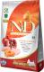 Корм для собак Farmina N&D Grain Free Pumpkin Chicken & Pomegranate Adult Mini (800г) -