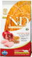 Корм для кошек Farmina N&D Low Grain Chicken & Pomegranate Neutered (1.5кг) -